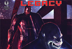 Legacy Volume II #06 - Outcasts of the Broken Ring, Part 1