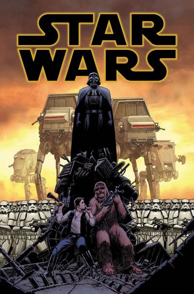 Star Wars (2015) - 1. Skywalker passe à l'attaque