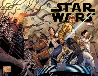 Star Wars - 1. Skywalker passe à l'attaque