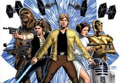 Star Wars - 1. Skywalker passe � l'attaque