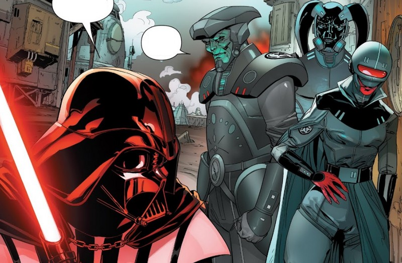 Dark Vador, Le Seigneur Noir des Sith - 4. La Forteresse de Vador