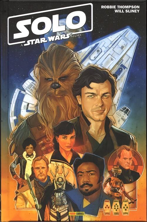 Solo : A Star Wars Story (comics)