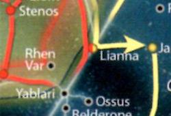 Bataille de Lianna [-3.960]