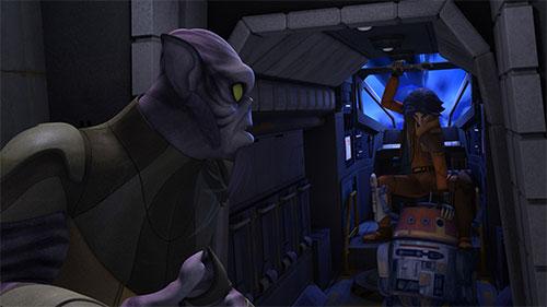 Rebels S01E05 - Hors des ténèbres