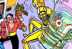Droids #3 – The Scarlet Pirate