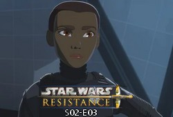 Star Wars Resistance - S02E03 - Entra�nement intensif