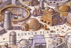 Tatooine - Kerner Plaza