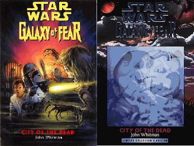 Galaxie de la peur Vol.02 - La cité des morts