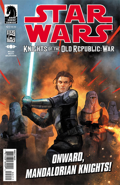 Knights of the Old Republic : War #02