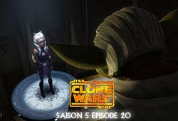 The Clone Wars S05E20 - La Fausse coupable