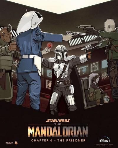 The Mandalorian - Chapitre 6 - Le Prisonnier