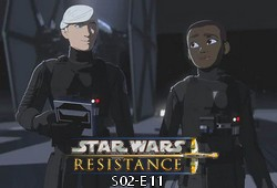 Star Wars Resistance - S02E11 - Station to Station
