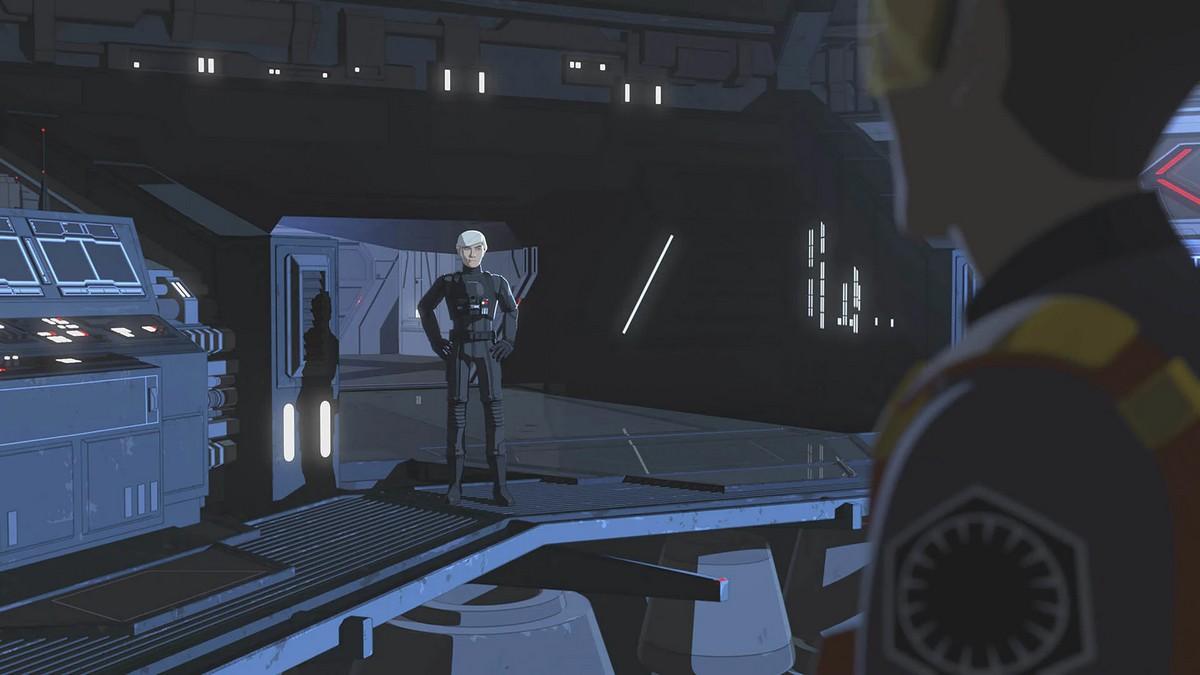 Star Wars Resistance - S02E11 - Ravitaillement à haut risque
