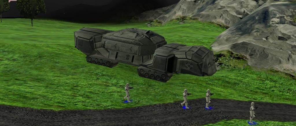 Base Mobile Tout Terrain (BM-TT)