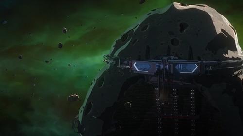 Mission sur la station Theta Black [+34]