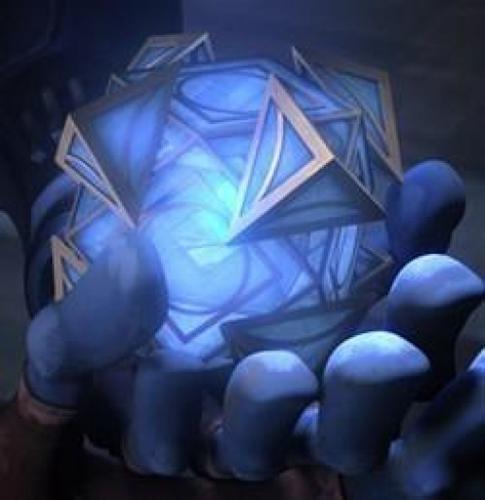Cristal de mémoire Kyber