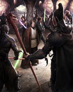 Le Nouvel Ordre Jedi Vol. 19 : La Force Unifiée