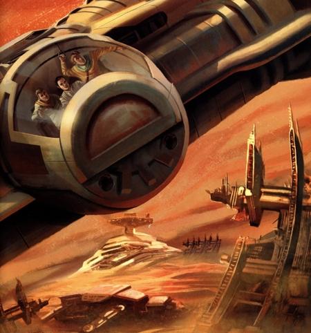 X-Wing 2.0 français Servante de Naboo Drone de Bombardement Promo Star Wars V2