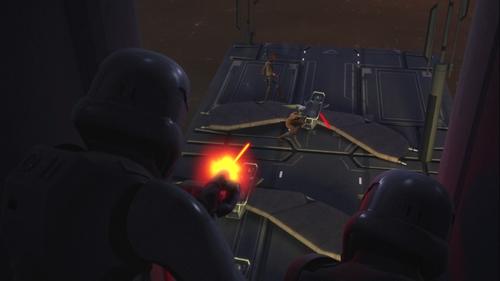 Rebels S04E10 - Mission de sauvetage