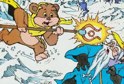 Ewoks #06 � The Ice Demon