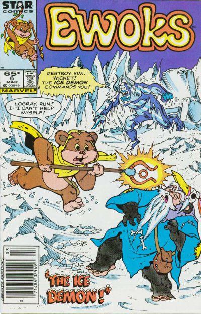 Ewoks #06 - The Ice Demon