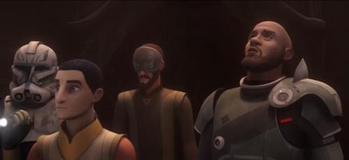 Rebels S03E12 et S03E13 - Les Fantômes de Géonosis