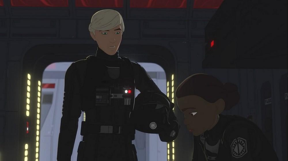 Star Wars Resistance - S02E02 - L'Hypersaut