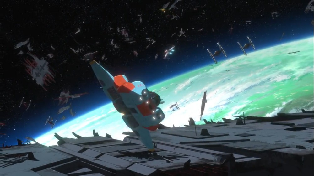 Star Wars Resistance - S02E02 - A Quick Salvage Run