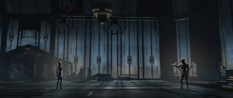 The Clone Wars S07E10 - L'Apprentie Fantôme