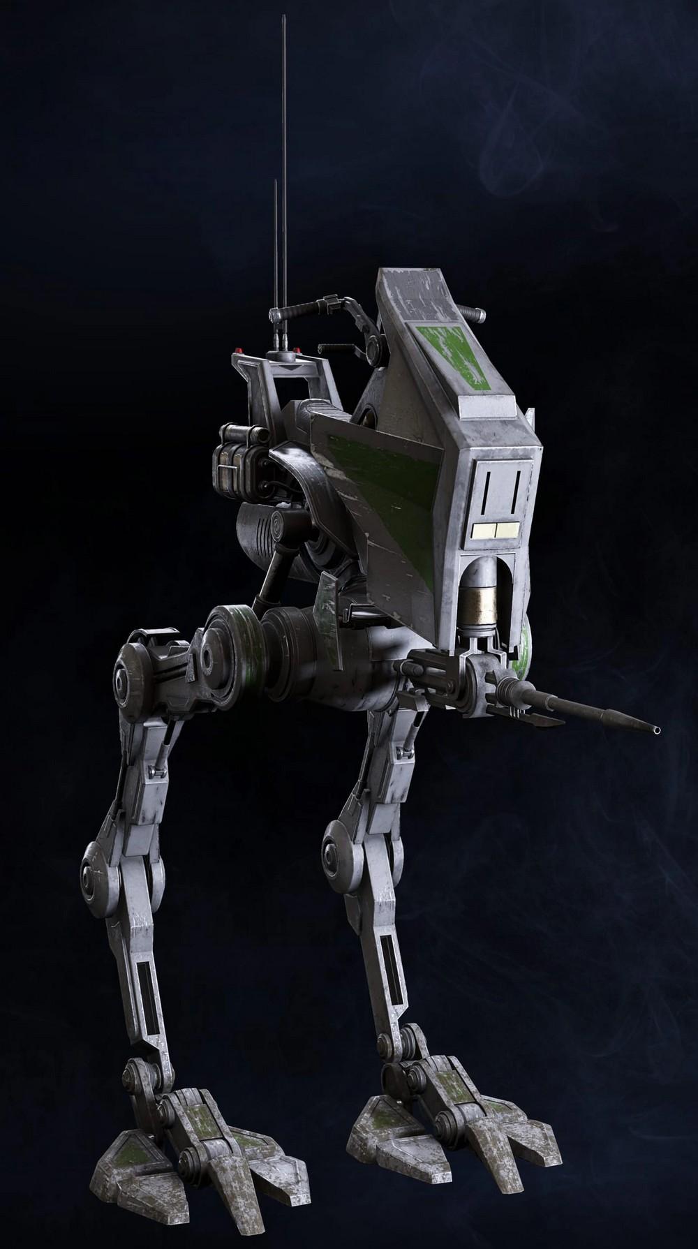 TR-TT - Armée Clone