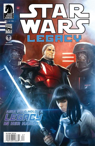 Legacy Volume II #02 - Prisoner of the Floating World, Part 2