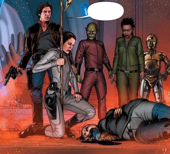 Star Wars (2015) - 11. Le Châtiment de Shu-Torun