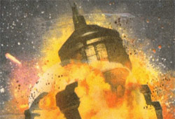 Destruction de la Station d'Ixtlar [v.-900]