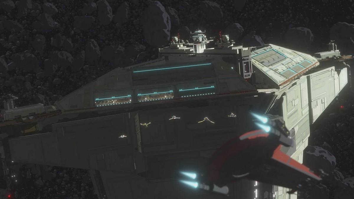 Star Wars Resistance - S02E10 - Kaz's Curse