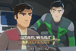 Star Wars Resistance - S01E01 et S01E02 - The Recruit