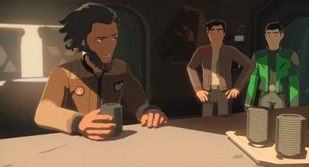Star Wars Resistance - S01E01 et S01E02 - La Recrue