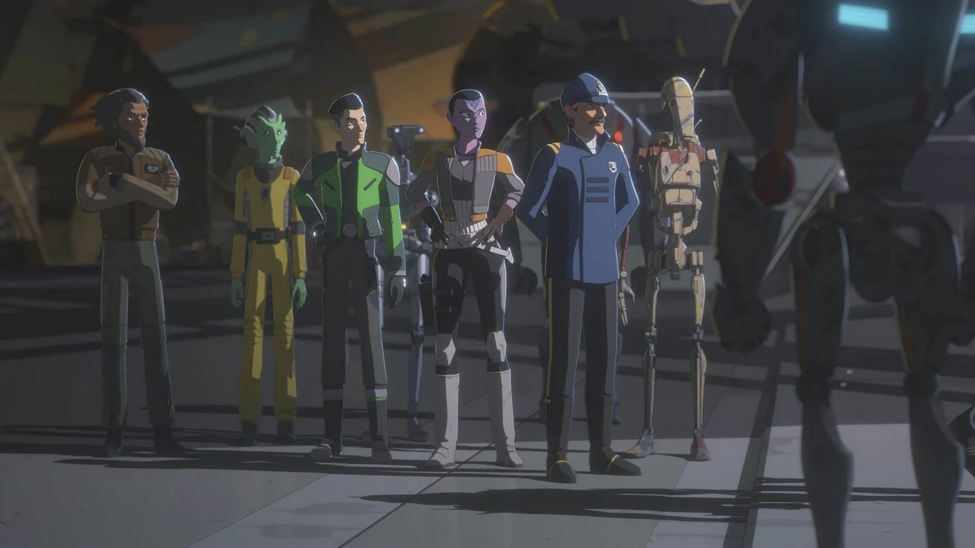 Star Wars Resistance - S02E14 - The Mutiny