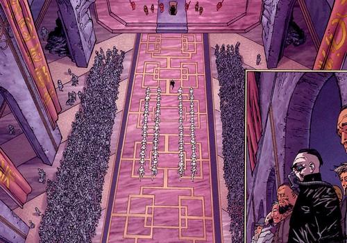 Coruscant - Palais Impérial