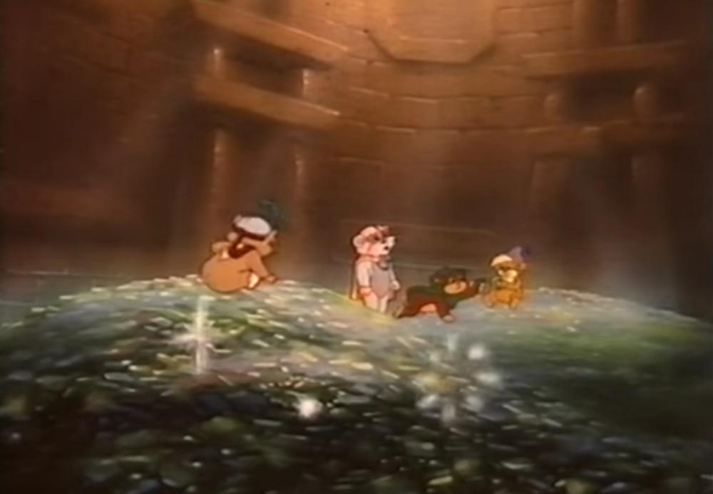 Ewoks S02E07 - Un cadeau pour Shodu