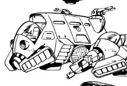 Hovervan GX-12
