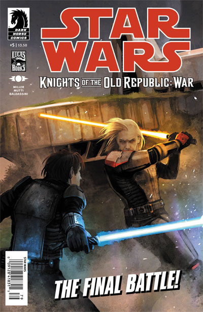 Knights of the Old Republic : War #05