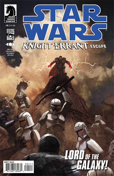 Knight Errant 14 : Escape 04