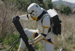 Soldat impérial : Mortar Trooper