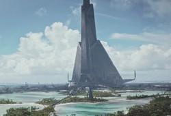 Scarif - Citadelle impériale