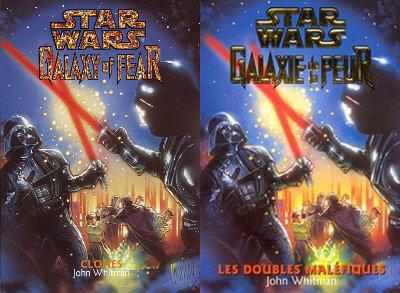 Galaxie de la peur Vol.11 - Les doubles maléfiques