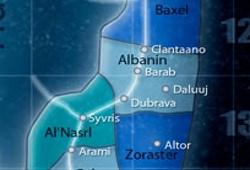 Secteur Albanin