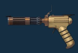Pistolet blaster Vilmarh's Revenge