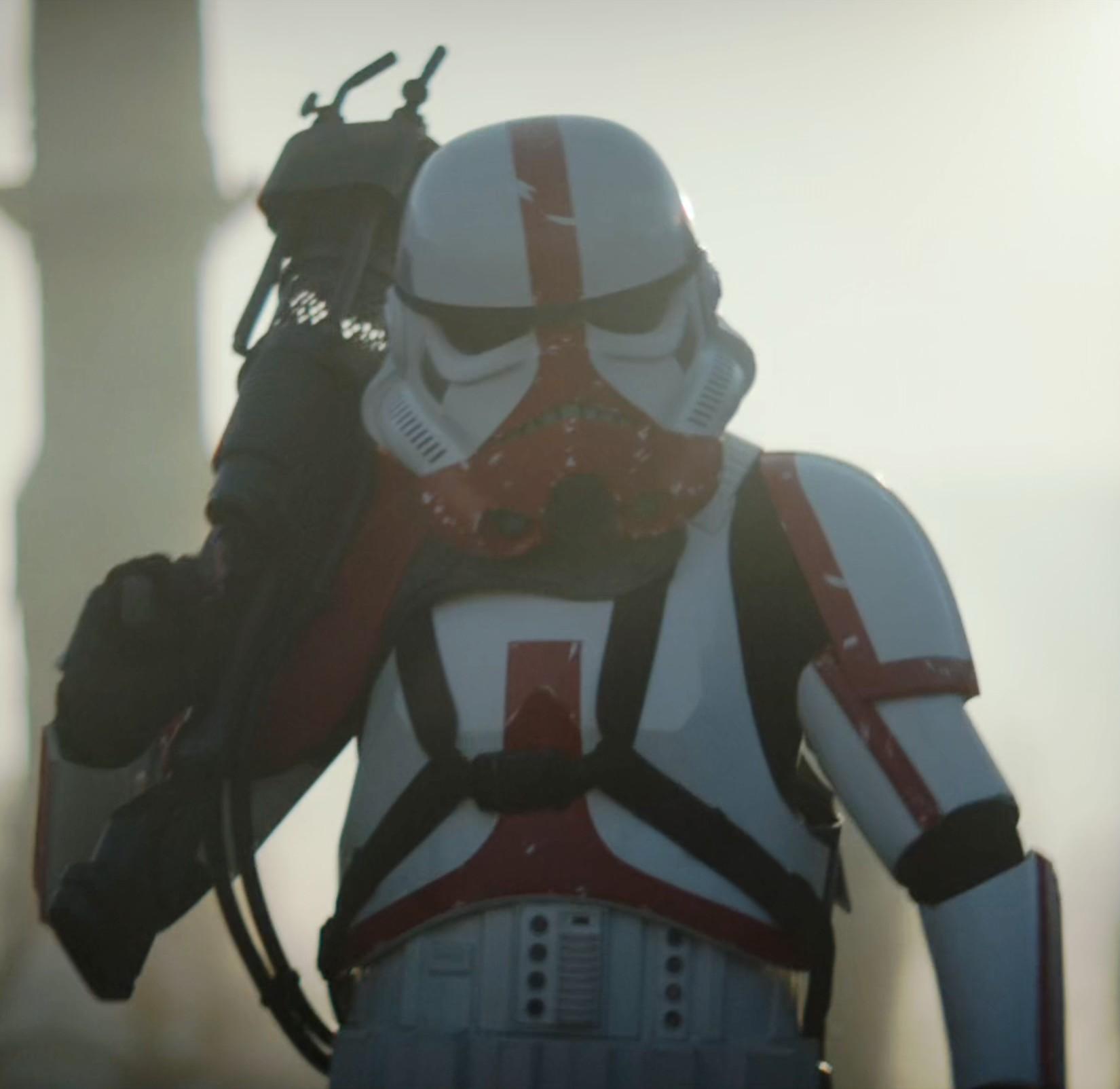 Stormtrooper Incinerator