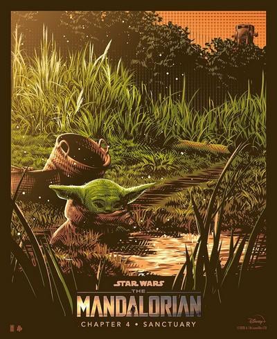 The Mandalorian - Chapitre 4 - Le Sanctuaire