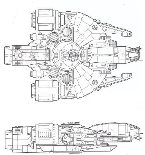 Cargo léger YT-1760